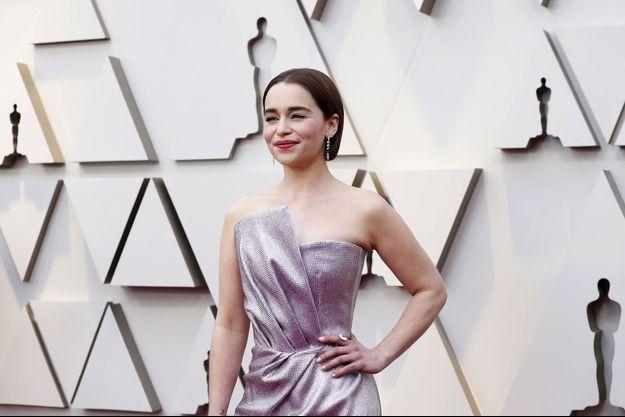 Emilia Clarke à Los Angeles, le 24 février 2019