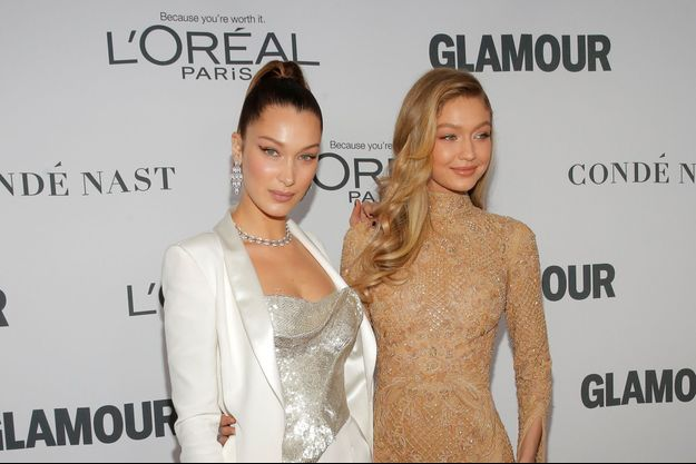 Gigi et Bella Hadid