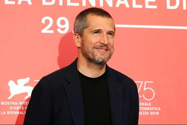 Guillaume Canet à Venise, le 31 août 2018