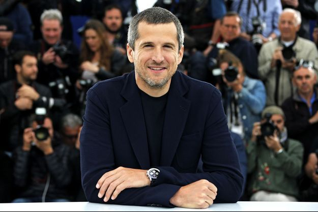 Guillaume Canet au Festival de Cannes 2018