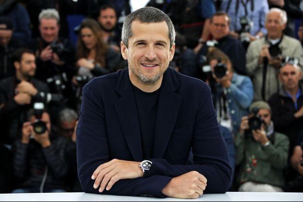Guillaume Canet à Cannes en 2018