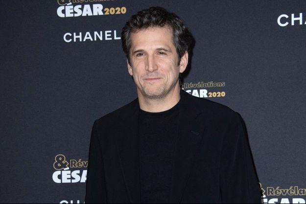 Guillaume Canet à Paris en janvier 2020.