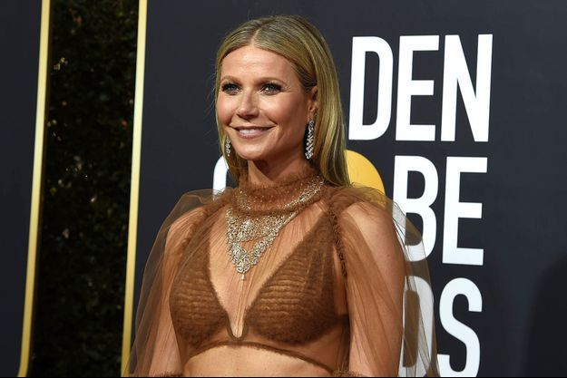 Gwyneth Paltrow à Los Angeles le 5 janvier 2020.