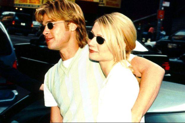 Gwyneth Paltrow et Brad Pitt.