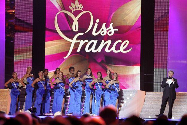 L'élection Miss France en 2011.