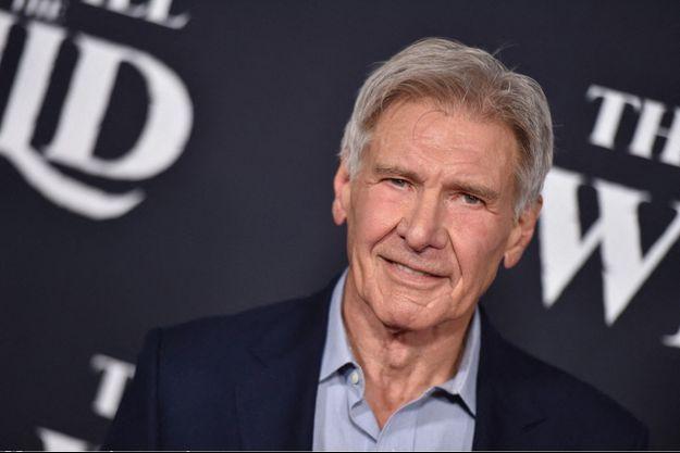 Harrison Ford en février 2020.