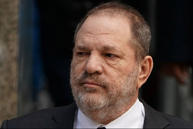 Harvey Weinstein en janvier 2019 à New York
