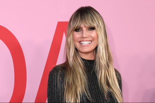Heidi Klum à New York en juin 2019