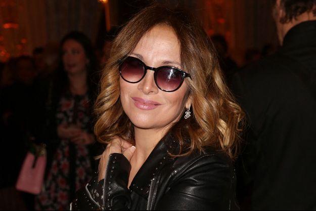 Hélène Ségara à Paris en janvier 2019.