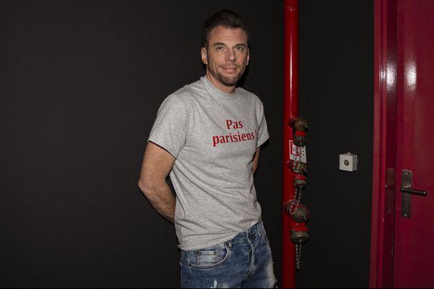 Norbert Tarayre en 2019.