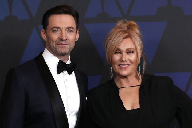 Hugh Jackman et Deborra-Lee Furness