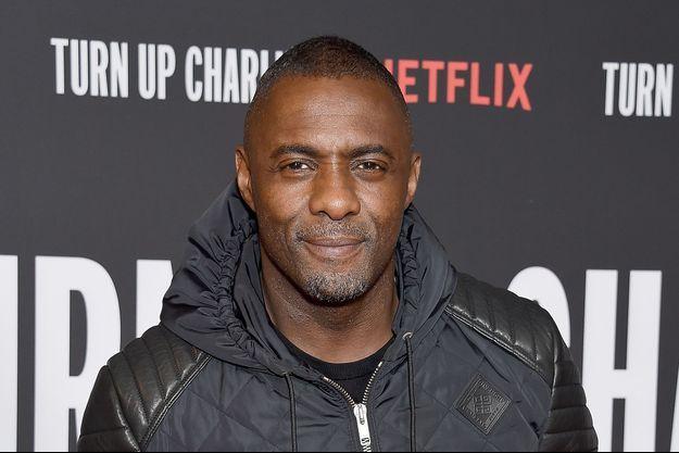 Idris Elba en mars 2019