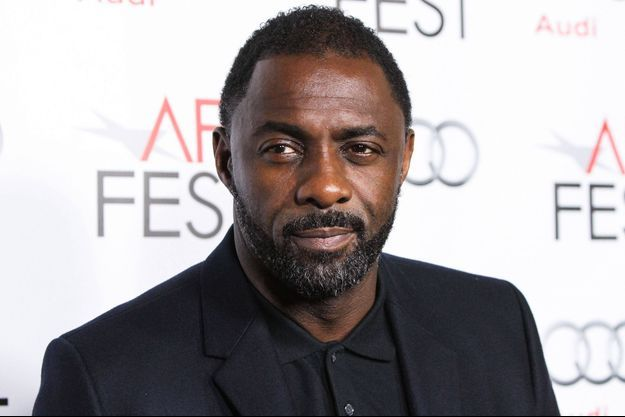 Idris Elba à los Angeles en 2013.