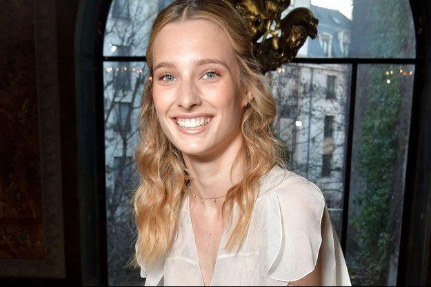 Ilona Smet à Paris en mai 2017.