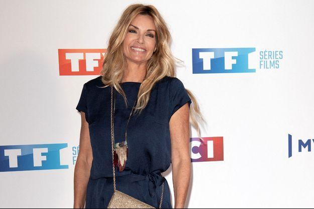 Ingrid Chauvin à Paris en septembre 2019.