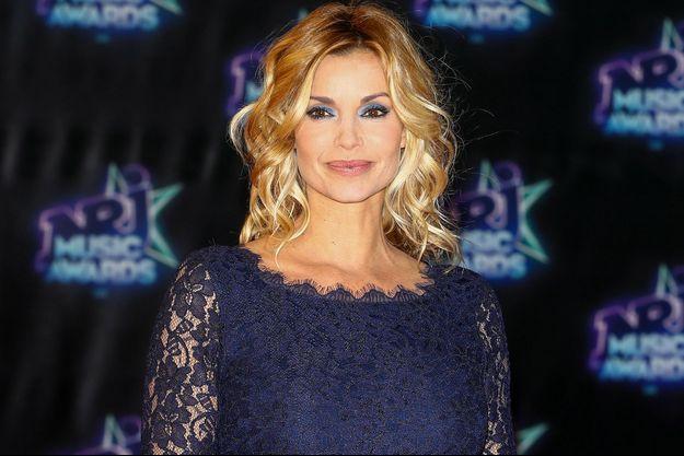 Ingrid Chauvin aux NRJ Music Awards en novembre dernier.