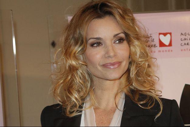 Ingrid Chauvin en janvier 2017.