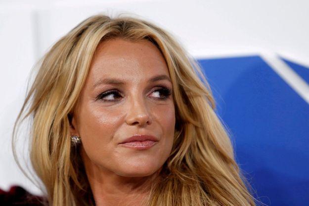 Britney Spears à New York, en août 2016.