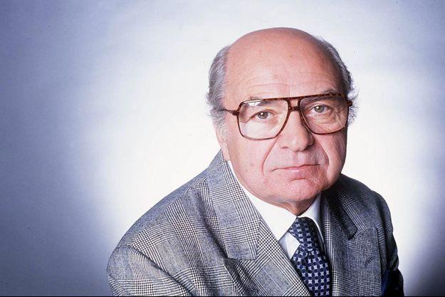 Jacques Dessange en 1990.