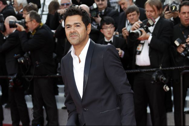 Jamel Debbouze à Cannes, le 15 mai 2019