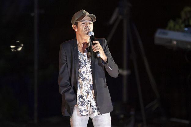 Jamel Debbouze en juillet 2021