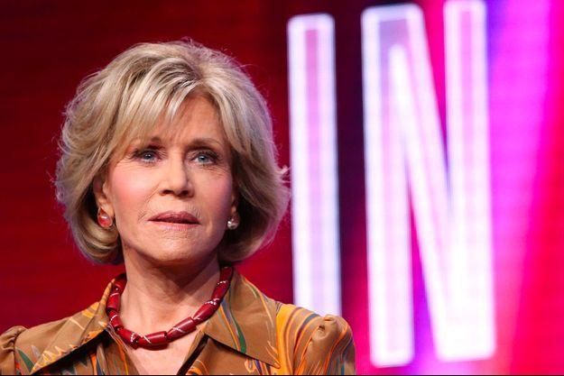 Jane Fonda en juillet 2018