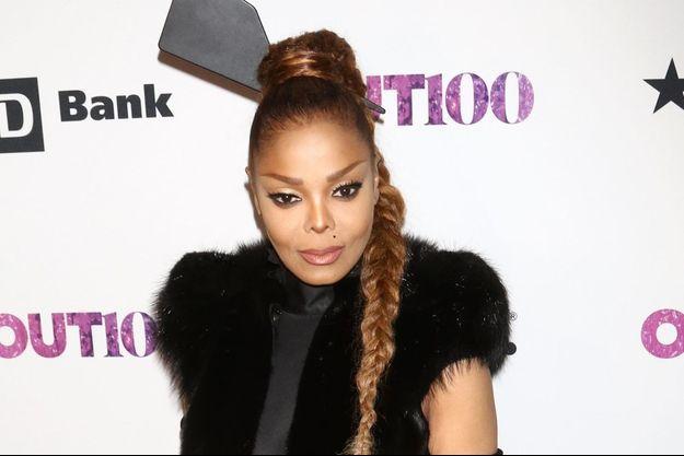 Janet Jackson, le 9 novembre 2017 à New York.