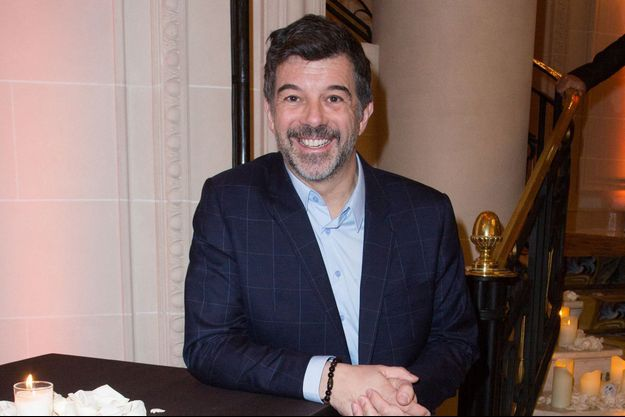 Stéphane Plaza en mars 2019