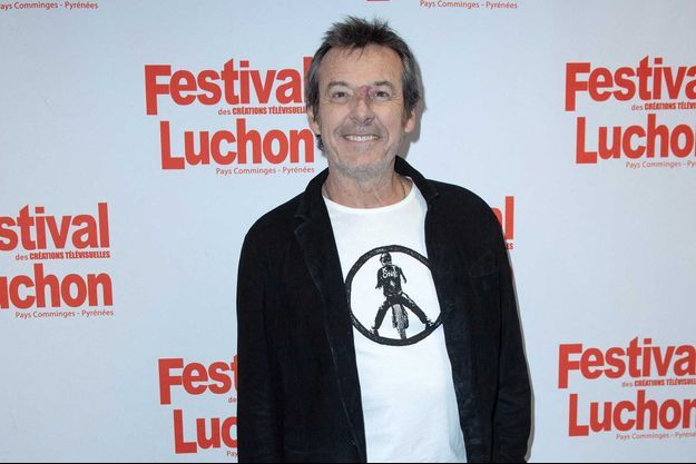 Jean-Luc Reichmann en janvier 2020, à Luchon.