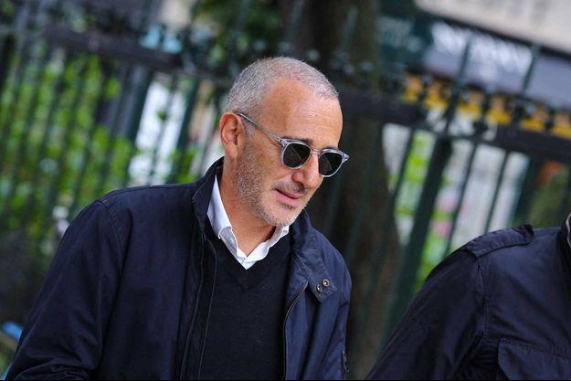 Elie Semoun en juin, à Paris.