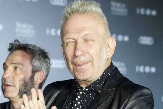 Jean-Paul Gaultier à Madrid en octobre 2016.