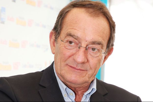 Jean-Pierre Pernaut, le 14 mars 2018 à Chatou.