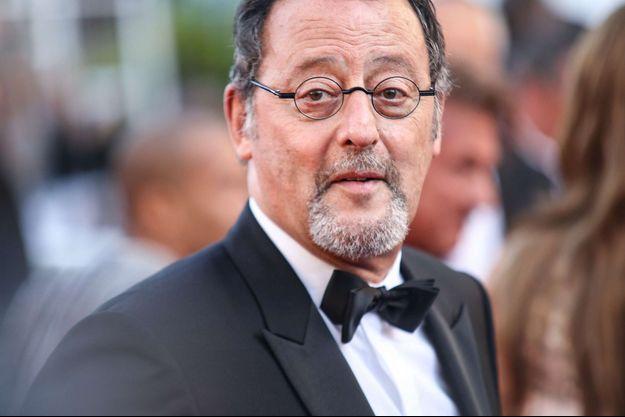 Jean Reno à Cannes 2016.