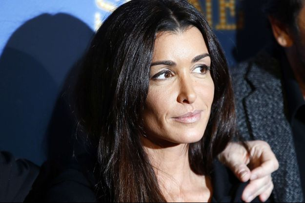 Jenifer au Grand Rex à Paris le 14 janvier 2017.