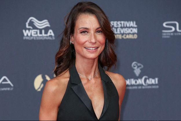 Jennifer Lauret , ici en 2019 à Monaco.