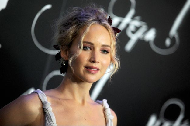 Jennifer Lawrence le 13 septembre 2017 à New York.