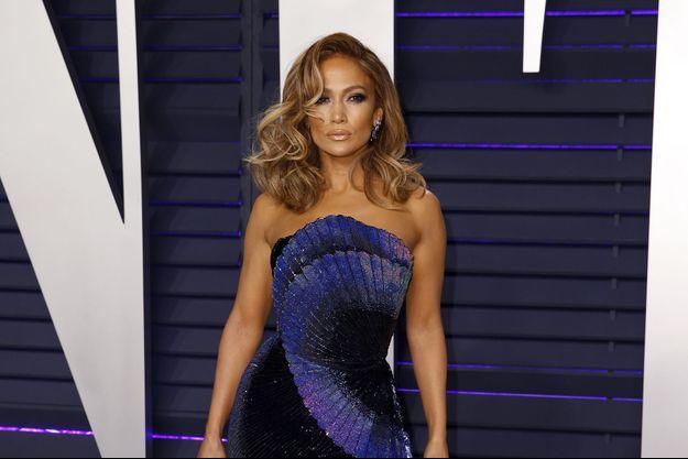Jennifer Lopez à Beverly Hills, le 24 février 2019