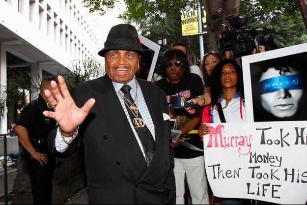 Joe Jackson en 2011.