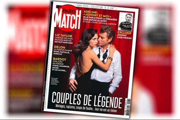 Notre hors-série « Les couples de légendes », 100 pages de photos et de reportages exclusifs consacrées aux plus célèbres idylles de stars, est en vente à partir du jeudi 1er avril chez votre marchand de journaux...