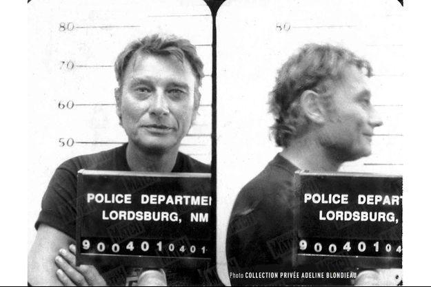 Johnny Hallyday prison