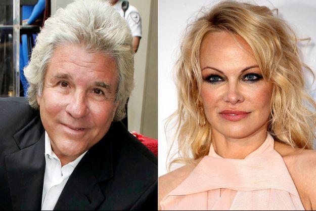 Jon Peters et Pamela Anderson