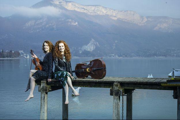 """Julie et Camille Berthollet : les sœurs """"Prodiges"""""""