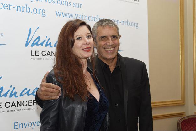 Julien Clerc et Hélène Grémillon: Après cinq années à Londres, ils sont revenus en France quand le Covid est entré en scène.