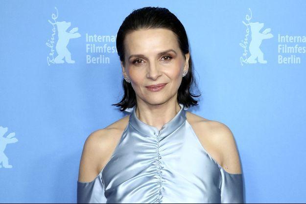 Juliette Binoche au 69ème Festival International du Film de Berlin, le 10 février 2019