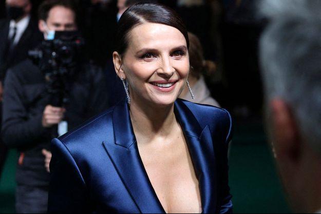 Juliette Binoche en septembre 2020.