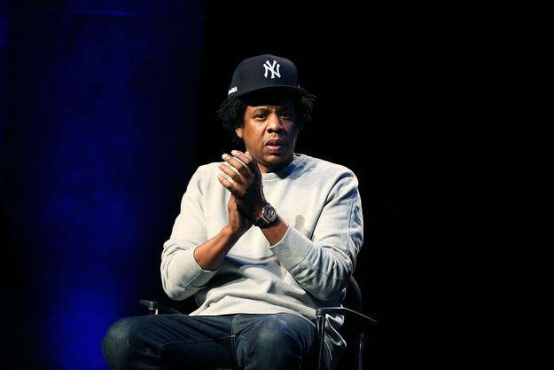 Jay-Z en janvier 2019.