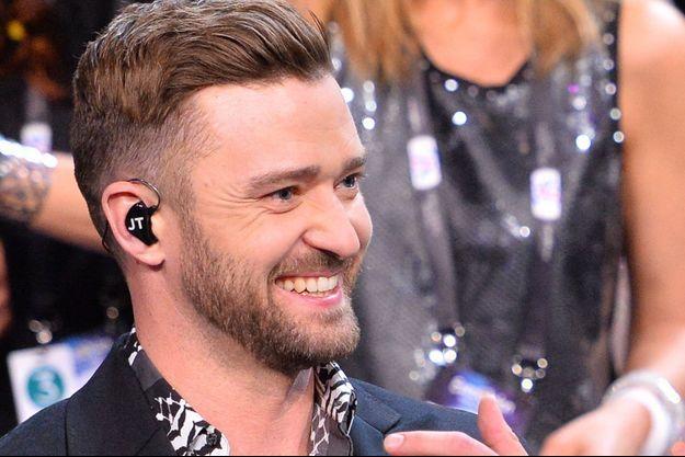 Justin Timberlake au concours de l'Eurovision 2016