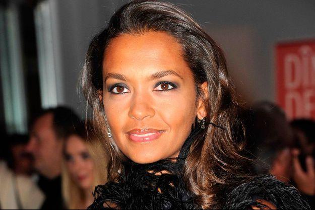 Karine Le Marchand en 2011.
