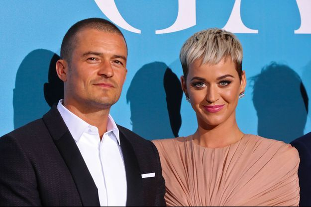 Orlando Bloom et Katy Perry, septembre 2018