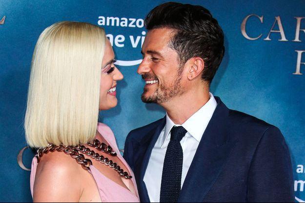 Katy Perry et Orlando Bloom.